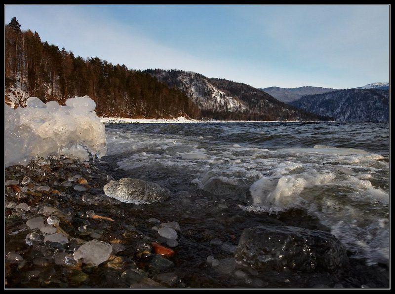 Льды Телецктеphoto preview