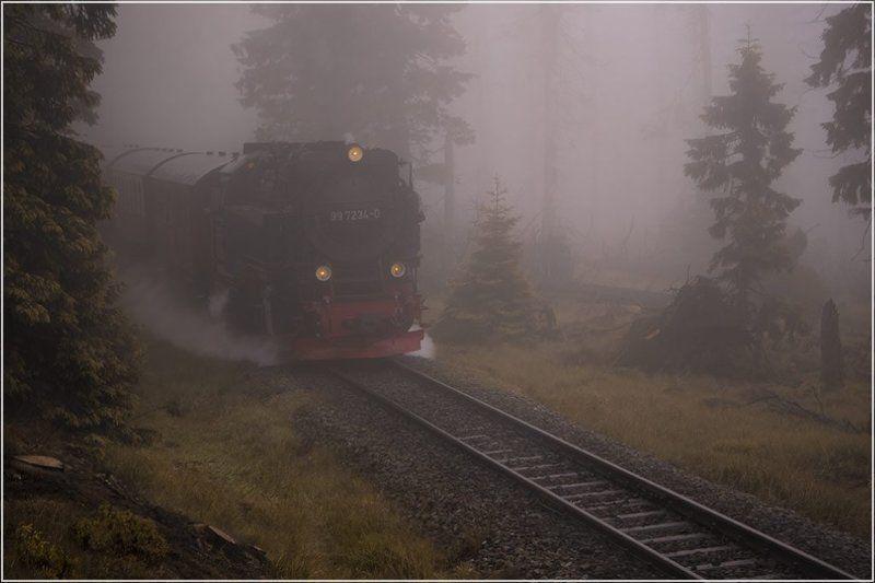 foto liubos, путешествие, локомотив. предгорья гарца, брокен На Брокен!photo preview