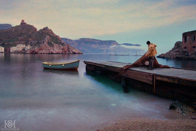 Балаклавский рыбакphoto preview