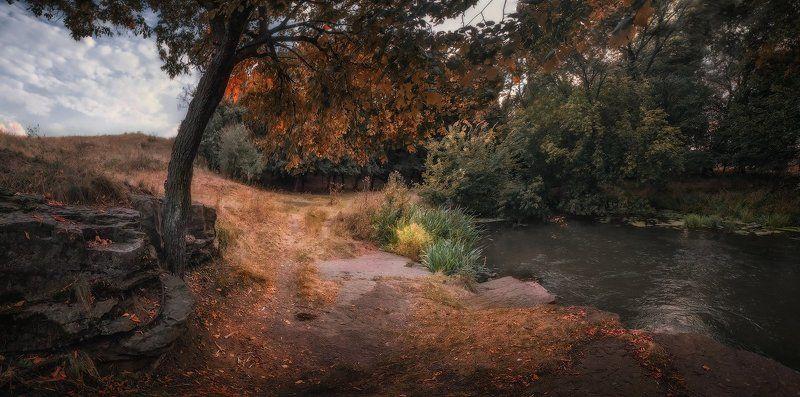 Вдоль реки по Осениphoto preview