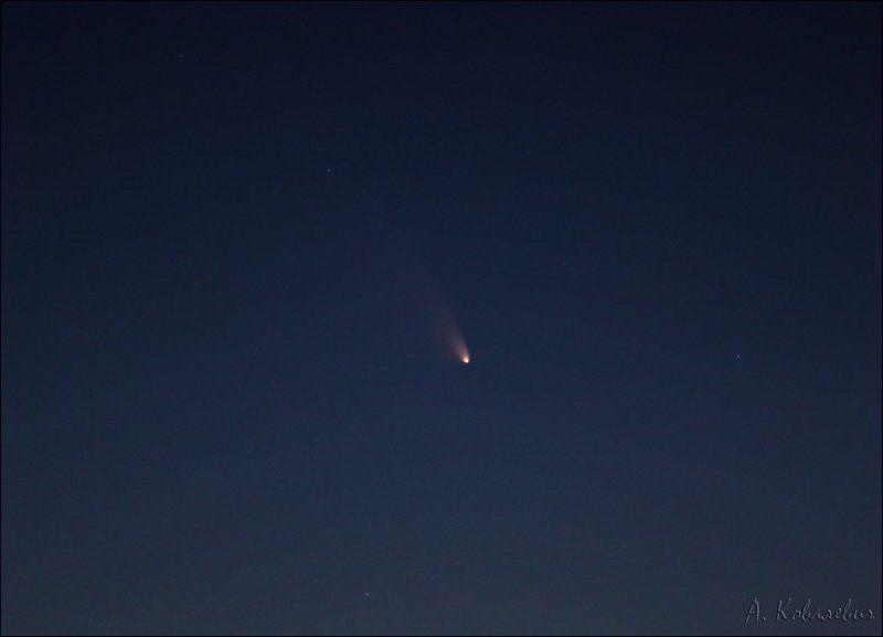 Комета Pan-STARRSphoto preview