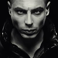 Portrait of a photographer (avatar) doberman (denis bogomolov)