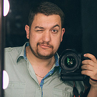 Portrait of a photographer (avatar) Вячеслав Потёмкин (Viacheslav Potemkin)