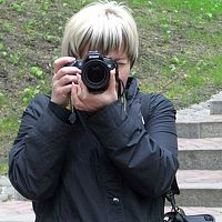 Portrait of a photographer (avatar) Татьяна Образ (Tatyana Obraz)