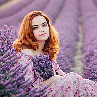 Portrait of a photographer (avatar) Дарья Булавина (Daria Bulavina)