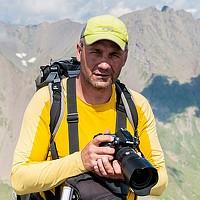 Portrait of a photographer (avatar) Dmitriy Egorov