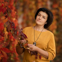 Portrait of a photographer (avatar) Елена Романова