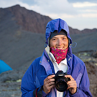 Portrait of a photographer (avatar) muscka (Tatiana Olkova)