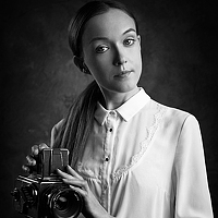 Portrait of a photographer (avatar) Галина Жижикина (Galina Zhizhikina)