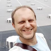 Portrait of a photographer (avatar) Андрей Хоменко (Andrey Khomenko)