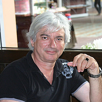 Portrait of a photographer (avatar) Boris Bekelman