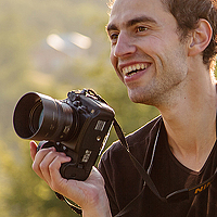 Portrait of a photographer (avatar) Роман Шимкович (Roman Shymkovych)