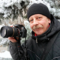 Portrait of a photographer (avatar) Лев Сердюков (Lev Serdiukov)