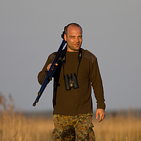 Portrait of a photographer (avatar) olesniczanin (Mariusz)