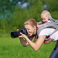 Portrait of a photographer (avatar) Светлана Квашина