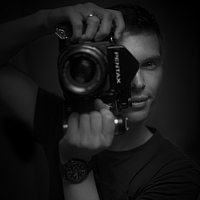 Portrait of a photographer (avatar) Антон Кикер (Anton Kicker)