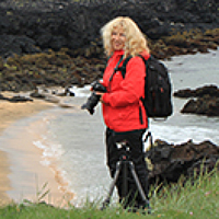Portrait of a photographer (avatar) Анна Пакутина (Anna Pakutina)