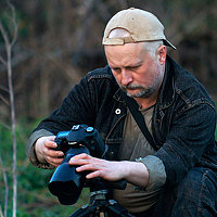 Portrait of a photographer (avatar) Хохряков Николай
