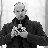 Portrait of a photographer (avatar) Petr Šedý