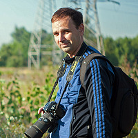 Portrait of a photographer (avatar) Сергій Мірошник (Sergey Miroshnik)