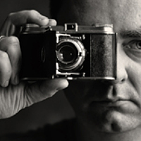 Portrait of a photographer (avatar) rafal wroblewski