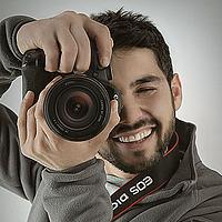 Portrait of a photographer (avatar) regayip