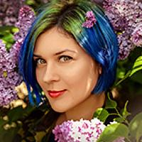 Portrait of a photographer (avatar) Маркова Вика (Markova Viktoria)