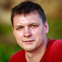 Portrait of a photographer (avatar) anshar
