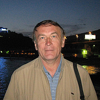 Portrait of a photographer (avatar) Зверев Анатолий