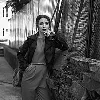 Portrait of a photographer (avatar) www.olgarotova.ru (Rotova Olga)
