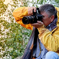 Portrait of a photographer (avatar) Шайхетдинов Виль Vilson (Shayhetdinov Vil)