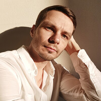 Portrait of a photographer (avatar) Воробьев Максим (Vorobyev Maksim)