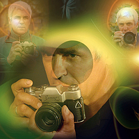 Portrait of a photographer (avatar) Комиссаров Виктор