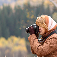 Portrait of a photographer (avatar) Курочкина Диана