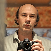 Portrait of a photographer (avatar) aleksei