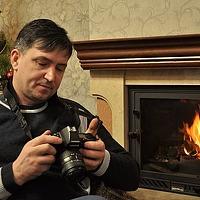 Portrait of a photographer (avatar) Володимир Карчевський (Vladimir Karchevskyy)