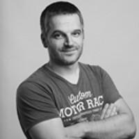 Portrait of a photographer (avatar) Simeon Kolev