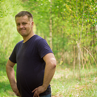 Portrait of a photographer (avatar) Олег Зкл (Oleg Zkl)