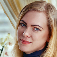Portrait of a photographer (avatar) Кристина (Shevekeva Kristina)