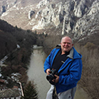Portrait of a photographer (avatar) Boris Tashkov