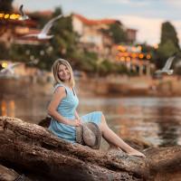 Portrait of a photographer (avatar) Elena Selyutina