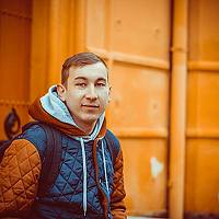 Portrait of a photographer (avatar) Varga Mark