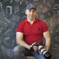 Portrait of a photographer (avatar) Ruslan (Jamalov Ruslan)