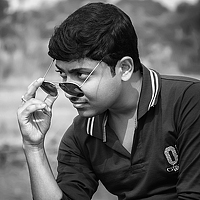 Portrait of a photographer (avatar) Rahul Saha