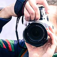 Portrait of a photographer (avatar) M. J. Tibor