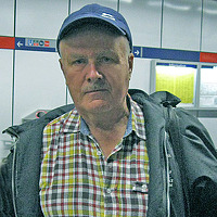 Portrait of a photographer (avatar) Виталий Архипов (Vitali Arkhipov)