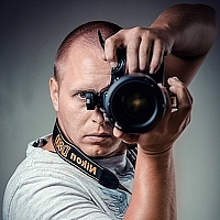 Portrait of a photographer (avatar) Базякин Алексей
