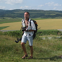 Portrait of a photographer (avatar) mulden