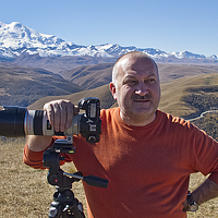 Portrait of a photographer (avatar) Заур Вороков (Zaur Vorokov)