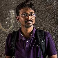 Portrait of a photographer (avatar) Raju Ghosh